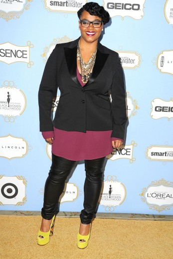 Jill Scott-Red Carpet
